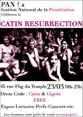 CATIN RESURRECTION